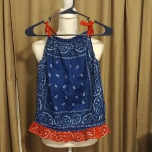 Handmade baby outfit